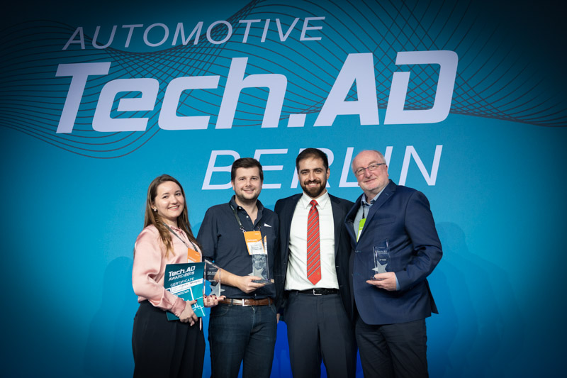 Winner Category 1 Tech.AD Award 2019
